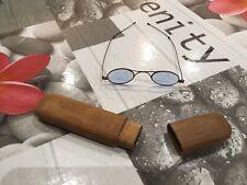 ancienne Paire de lunette + étui ancien