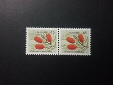 1975 MINT 45c WILD FLOWER Joined Pair will combine post