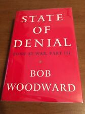 State of Denial Pt. 3 : Bush at War by Bob Woodward (2006, Hardcover)