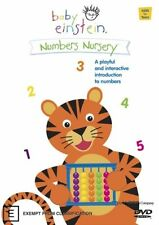 BABY EINSTEIN - NUMBERS NURSERY (DVD, 2005) VERY GOOD CONDITION -EDUCATIONAL DVD