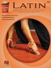 Big Band Play-Along Latin Learn to Play Jazz Swing Piano Music Book CD