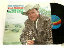 BILL MONROE & HIS BLUE GRASS BOYS Blue Grass Style MCA Coral LP