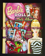 Signed! BARBIE DOLL PHOTO ALBUM 1959-2009 ID & Values 2010 AUGUSTYNIAK_NEW