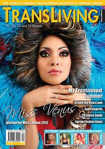 TRANSLIVING 40 Magazine Transgender, Non-Binary, X-Dress, Transvestite Lifestyle