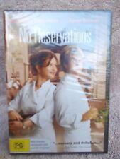 NO RESERVATIONS CATHERINE ZETA JONES AARON ECKHART DVD PG R4 SEALED