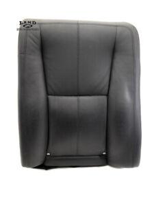 MERCEDES W221 S-CLASS DRIVER/LEFT REAR SEAT CUSHION VENTED DYNAMIC BLACK