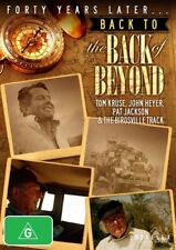 Back To The Back Of Beyond (DVD, 2014)
