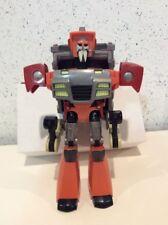 Transformers Animated Wreck-Garm Voyager Incomplete Broken