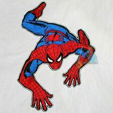 Marvel Spiderman Embroidered Big Patch for Back Comics Venom Parker Avengers