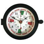 TRINTEC CC01-PWS Coastline Post-War Ships Radio room Sector Clock Brand New