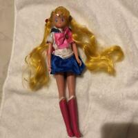 Pretty Soldier Sailor Moon Doll Sailor Moon Free Shipping with Tracking