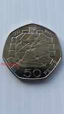1992-1993*UNC*EEC EUROPEAN ECONOMIC COMMUNITY 50P COIN