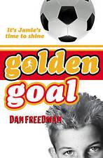 Golden Goal (Jamie Johnson), Freedman, Dan, New Book