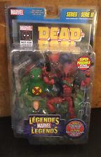 MARVEL LEGENDS: Series 6 - DEADPOOL Action Figure - (w/ Doop) - UNOPENED - L@@K!