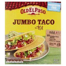 Old El Paso Jumbo Taco Kit Mild 345g