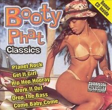 Booty Phat Classics [PA] by Various Artists (CD, Apr-2001, Little Joe Records)