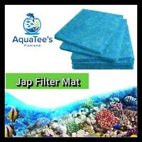 Japanese Jap Mat Aquarium Fish Tank Filter Aqua Media Sponge Matting 100cmx100cm