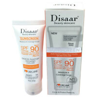 Disaar Skincare Facial Sunscreen With Long Lasting Waterproof Concealer Bb C 4N6
