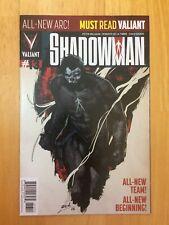 Shadowman #13 1st Punk Mambo HIGH GRASE HTF Valiant KEY