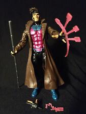 """Marvel Legends X-Men GAMBIT 6"""" Action Figure BAF Caliban Wave Hasbro"""