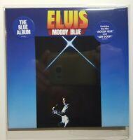 ELVIS PRESLEY - LAST LP : MOODY BLUE (+ 2 STICKERS as 1977) ★ remastered CD ★