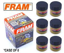 6-PACK - FRAM Ultra Synthetic Oil Filter - Top of the Line - FRAM's Best XG9688
