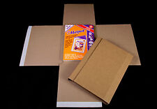 BOOK MAILING BOXES pack of 100 book mailers - MEDIUM