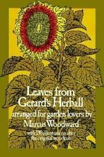 Leaves from Gerard's Herball : Arranged for Garden Lovers