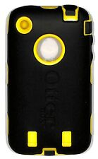 OTTERBOX DEFENDER RUGGED CASE & HOLSTER FOR APPLE iPHONE 3G/ 3GS YELLOW / BLACK