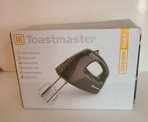 Toastmaster 5 Speed Hand Mixer TM-108HMKL [NEW IN BOX]