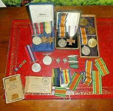 More details for medals and extra's   ww1  plus ww11