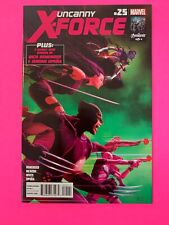 Uncanny X-force #25 (2012) 1st Omega Clan NM