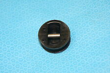 Black Leg Rope Plug 30mm Diameter