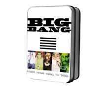 KPOP BIGBANG T.O.P. GD DAZEDKOREA LOMO Card 30PCS Photocards New in Iron Box