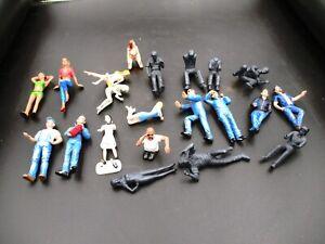 1/64 Scale Diorama Miniature People