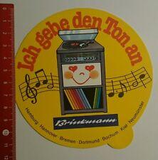 Autocollant/sticker: Brinkmann je donne le ton à (300716119)
