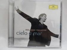 NEW SEALED CIELO E MAR - ROLANDO VILLAZON (2008, CD) 12/13