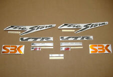 VTR 1000f Firestorm decals sticker kit set aufkleber graphics adhesivos adhesivi