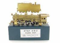 HO Brass PFM - Fujiyama ATSF - Santa Fe Class 1337 4-6-2