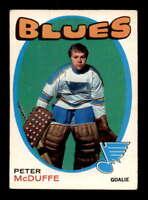 1971 O-Pee-Chee #225 Peter McDuffe  EX X1562328