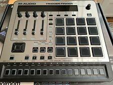M audio triggerfinger pro pad controller