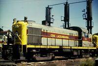 Duplicate Slide Erie-Lackawanna Railway EL 916 Alco RS3 1984