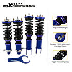 Complete Coilover Kits For Honda Civic 1988-2000 Adjustable Height Shocks Struts