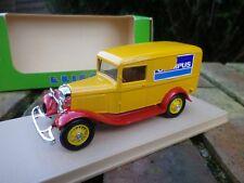 ELIGOR FORD V8 OLYMPUS 1934 QUASI NEUF, autocollants déchirés, en boite