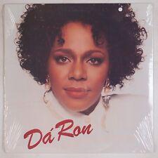 DA'RON:  A Love Like You've Never Seen 1990 Chi-Sound Funk Soul LP Sealed