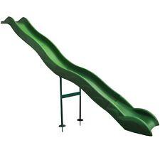 LoggyLand Anbaurutsche Wellenrutsche Kinderrutsche Rutsche 3 80 M