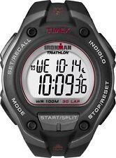Timex Men's Ironman Classic 30 Oversized Watch Black Resin Strap