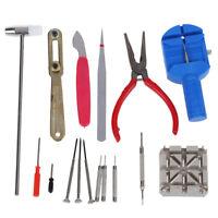 16 Stueck Uhr Werkzeug Installationssatz F8W3) SX