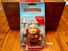 Httyd Dragons Wave 1 Action The Loyal Subjects Vinyl Fishlegs 3/12