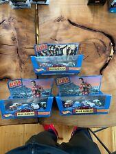 Lot of 3 Hot Wheels Target Drive - In Elvis Blue Hawaii & Jailhouse Rock Sets A4